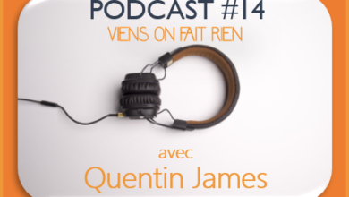 Photo de Émission #14 avec Quentin James