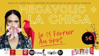 Photo de Concert de Mécavolic et La Chica @ Le Spot – 15.02.2020 –